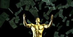 Generate Revenue Stock Illustration