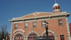 Walterdale Theater in Edmonton Alberta Arkistovideo