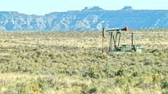 Oil Pump in NM - stock footage
