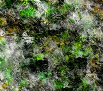 Abstract watercolor background. Mixed media - stock illustration
