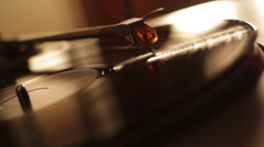 Turntable Classic Stock Footage