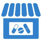 Stock Illustration of Drugstore Icon