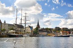 Flensburg - stock photo