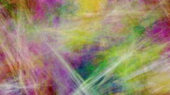 Multicolored bright seamless background moving Stock Footage