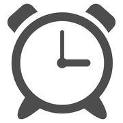 Alarm Clock Icon Stock Illustration
