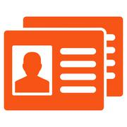 Stock Illustration of Patient Accounts Icon