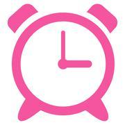 Alarm Clock Icon - stock illustration
