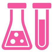 Stock Illustration of Chemistry Icon
