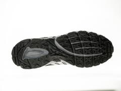Adidas Outdoor Running Shoes -Sole - stock photo