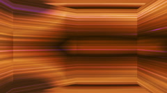 Broadcast Horizontal Hi-Tech Lines Dome, Golden, Abstract, Loopable, HD Stock Footage