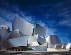 Walt Disney Concert Hall Kuvituskuvat