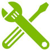 Tools Icon - stock illustration