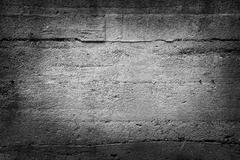 Stock Photo of Grunge concrete wall with crack in industrial building, great for your design