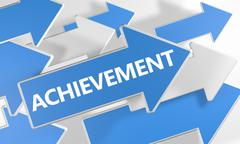 Stock Illustration of Achievement