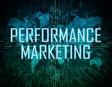 Performance Marketing - stock illustration