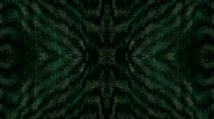 Moire patterns interference Stock Footage