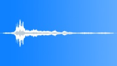 Jet low-altitude with wake stereo - sound effect