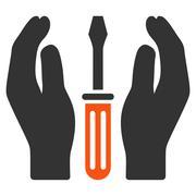 Tuning Service Icon Stock Illustration