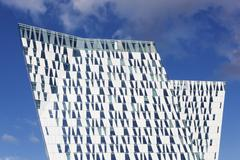 The Bella Sky Hotel in Copenhagen, Denmark Stock Photos