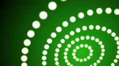 4k neon abstract christmas background loop green Stock Footage