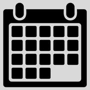 Calendar Appointment Icon - stock illustration