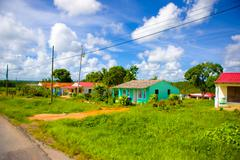 VINALES, CUBA - SEPTEMBER 13, 2015: Vinales is a small town and municipality in Stock Photos