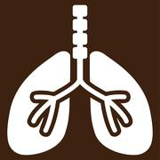 Breathe System Vector Icon Stock Illustration