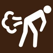 Fart Vector Icon Piirros