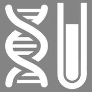 Stock Illustration of Genetic Analysis Vector Icon