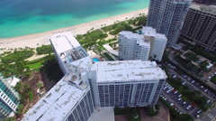 Bal Harbour luxury real estate Stock Footage
