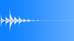 Magical beautiful gentle door bell notification alert, doorbell 03-10 - sound effect