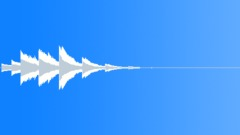 Magic piano door bell notification alert, doorbell 02-08 Sound Effect