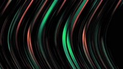 Vj Loop Seventies Sexy Lines Smooth Background Stripes - stock footage
