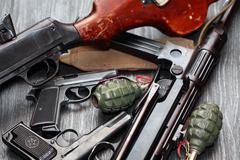 Terrorism Concept - stock photo