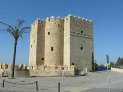Stock Photo of Calahorra Tower in Cordoba