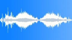 S-Bahn commuter railway inside stereo Sound Effect