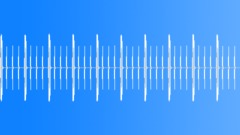 Loopable Clockwork Fx Sound Effect