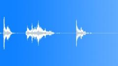 Long Format Deep Thud Glass Break Hit - sound effect