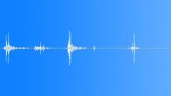 Long Format Garden Hand Held Clipper Sound Effect