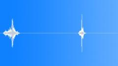 Long Format Holographic Slide - sound effect