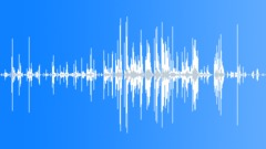 Long Format Metal Bits Movement - sound effect