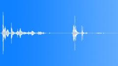 Long Format Metal Pan Debris Hit Sound Effect