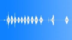 Long Format Metal Screw Zip - sound effect
