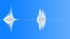 Long Format Sci-fi Heavy Blast Door Slide Open - sound effect