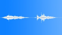Stock Sound Effects of Long Format Short Cart Push