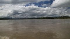 Beni river Stock Footage