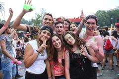Stock Photo of Life in Color