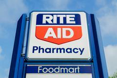 Rite Aid Pharmacy Store Exterior - stock photo