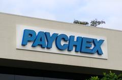 Paychex Corporate Building - stock photo