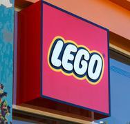 Legoland Retail Store Exterior Stock Photos